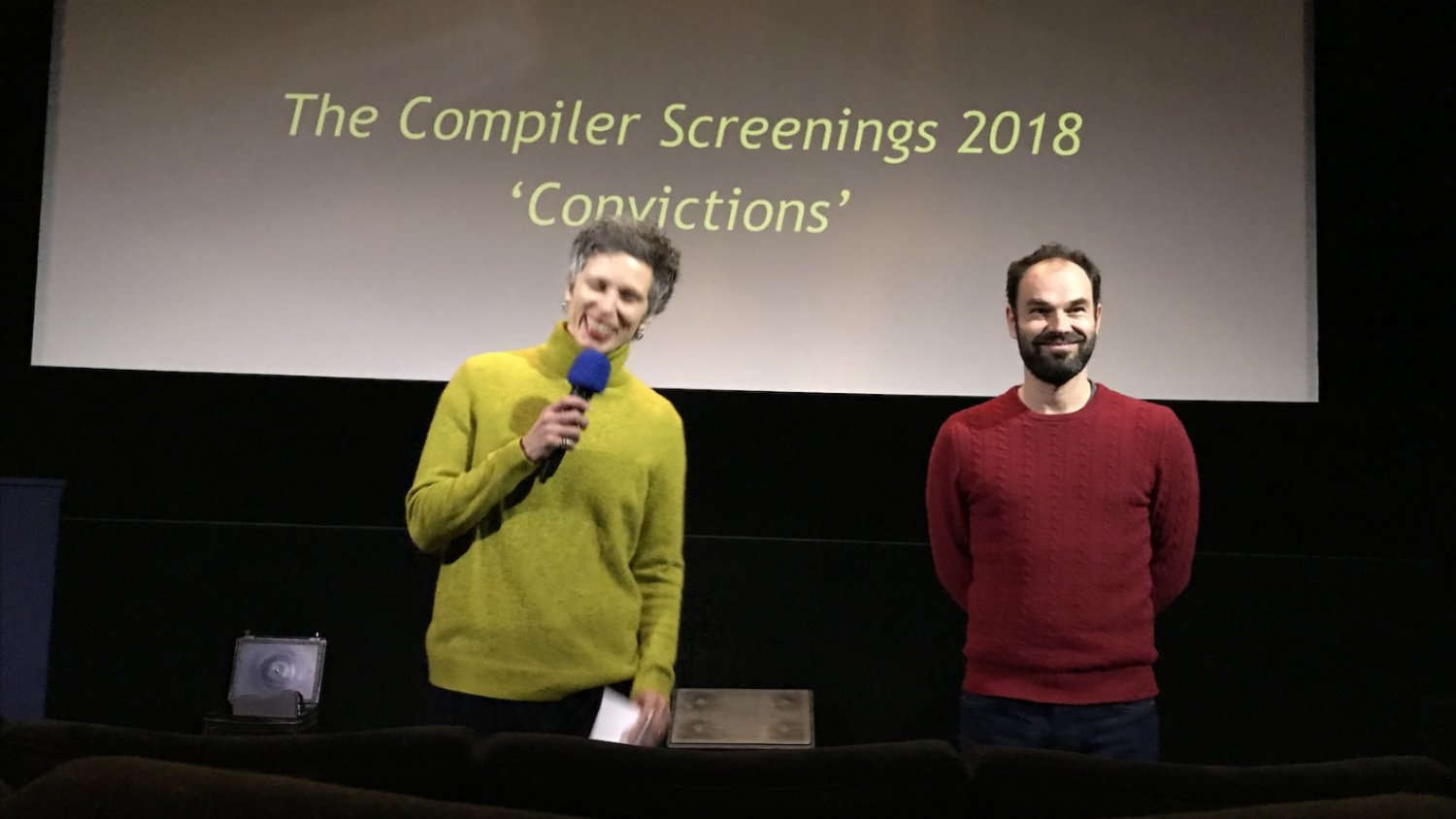 The Compiler Screenings 2018